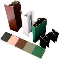提供铝型材粉末喷涂,色彩多样化