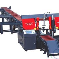 全自动金属卧式带锯床生产厂家