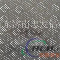 3003五条筋花纹铝板 经典橘皮防滑铝板