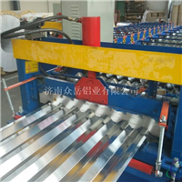 厂房建设瓦楞铝板铝瓦型号齐全