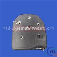 氧化铝陶瓷防弹衣专用防弹插板IV防护