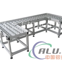 广东会丰铝业流水线铝型材