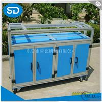 供应设备机架 工业铝型材机架