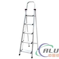 直銷鋁梯人字梯升降梯  型材