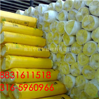玻璃棉卷毡生产厂