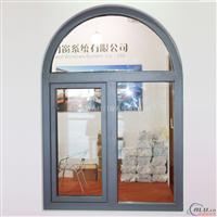 高档门窗品牌铝合金门窗断桥铝型材门窗