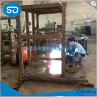 供应大型机架定做机架焊接加工