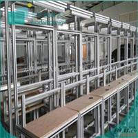工业铝型材框架铝型材安全护栏