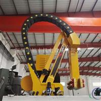 压铸机熔铝炉自动化设备 伺服喷雾机