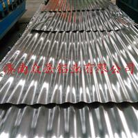 瓦楞铝板厂房屋顶保温专用铝瓦