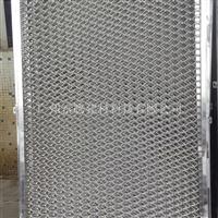 供应拉网板幕墙,铝拉网天花
