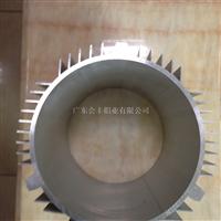 广东会丰铝业 电机外壳 工业散热器 铝型材