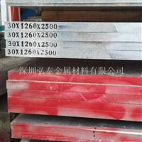 厂家直销7075T651超硬铝板