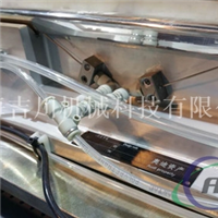 铝金属喷砂氧化工艺