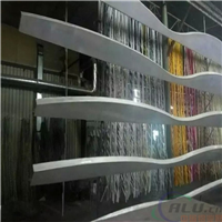 弧形铝方通价格_铝方通多少钱