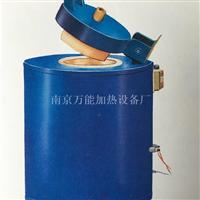 小型熔铝炉坩埚炉