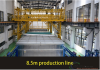 8.5m production line
