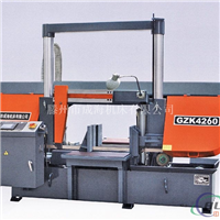 GZK4260卧式龙门数控带锯床