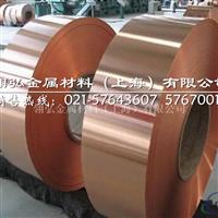 C17500铍铜厚板