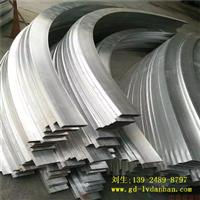 弧形铝方通生产
