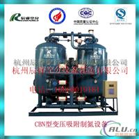 连杆式推杆炉生产线配套氮气设备