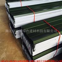 65430铝镁锰合金屋面板_火车站