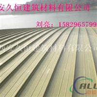 供应氟碳涂层铝镁锰板YX65430