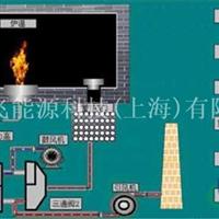 稳定火焰蓄热式燃烧技术