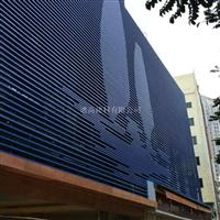 商场造型铝方通吊顶施工图
