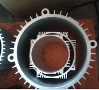 工业型材 散热器 气缸管