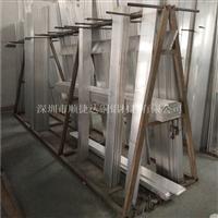 6061t6合金铝排 铝合金扁条 方棒