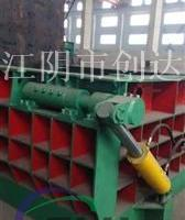 半自动铝刨花压包机 供货厂家