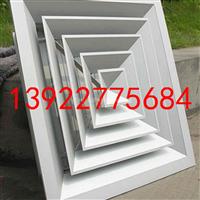 室内建筑装饰材料方形铝合金散流器