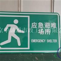 鋁板標志牌制作