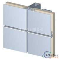 外墙氟碳铝单板、室外铝单板