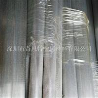 6061鋁棒廠家 直紋網紋拉花鋁棒