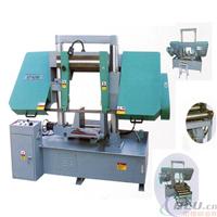 金属带锯床价格 GB4250自动送料锯床