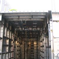 建筑铝模板内拐角