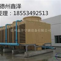 横流式冷却塔原理