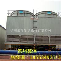 封闭式方型冷却塔图片