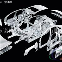新能源车身铝合金骨架