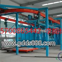 DS通过式自动抛丸机适用各种大型钢管