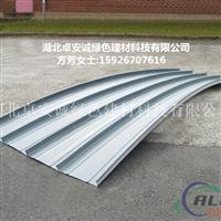 直立鎖邊鋁鎂錳金屬屋面板