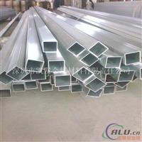 精抽6061T6铝管 6061T6铝方管400大口径铝管