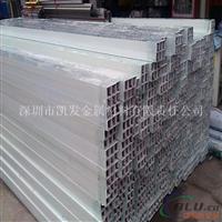 生产铝方管挤压 铝方管加工 铝方管表面处理