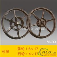 專業摩托車鋁合金輪轂生產廠商外貿