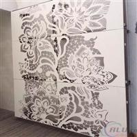 幕墙雕花铝单板 雕刻铝单板