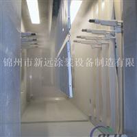 暖气片、散热器铝粉粉末喷涂线