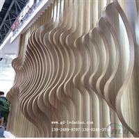 防潮造型铝方通装饰材料