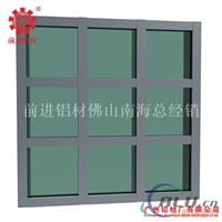 明框幕墙型材玻璃幕墙铝材